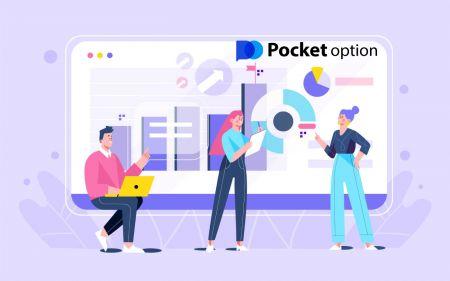 Cara Masuk dan memulai Trading Digital Options di Pocket Option