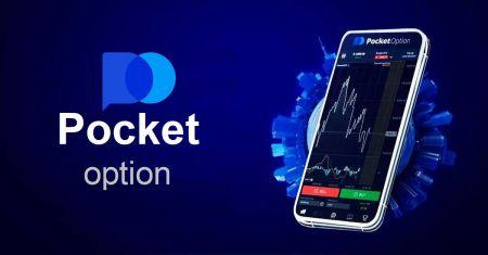 Cara Download dan Install Aplikasi Pocket Option untuk Ponsel (Android, iOS)
