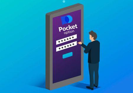 Cara Membuka Akun Perdagangan di Pocket Option