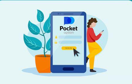 Cara Mendaftar dan Masuk Akun di Pocket Option Broker Trading
